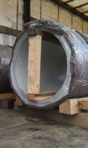 Поставка рулонов тонколистового крашенного металла для нужд оконных компаний г.Вологда и область