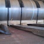 Поставка рулонов тонколистового крашенного металла для нужд оконных компаний г.Вологда